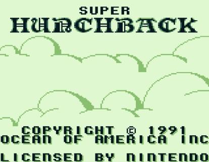 Angespielt Super Hunchback (1)