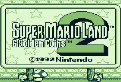 Angespielt Super Mario Land II (1)