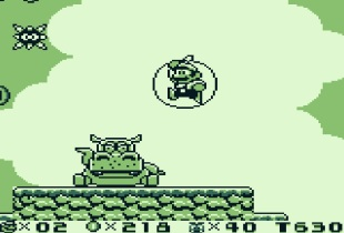 Angespielt Super Mario Land II (4)