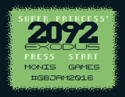 Angespielt Super Princess 2092 Exodus (1)