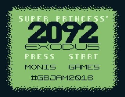 Angespielt Super Princess 2092 Exodus (1)