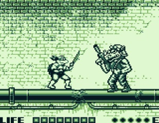 Angespielt TMNT - Fall of the Foot Clan (4)
