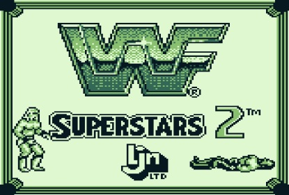 Angespielt WWF Superstars 2 (1)