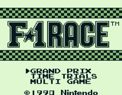 Angespielt F-1 Race (1)
