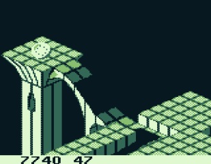 Angespielt Marble Madness (5)
