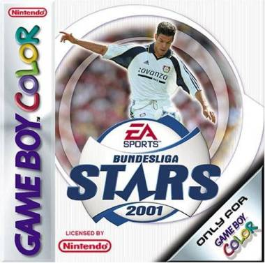 Bundesliga Stars 2001 Cover