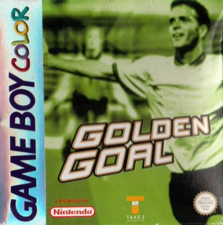 Golden Goal Cover