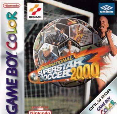 International Superstar Soccer 2000 Cover