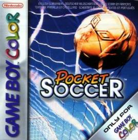 Pocket Soccer Cover