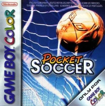Pocket Soccer Cover