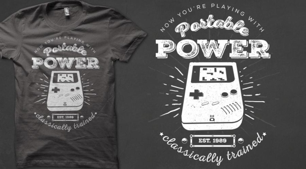 Qwertee Portable Power