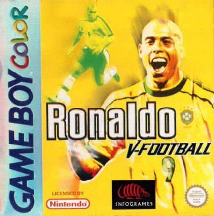 Ronaldo V-Football Cover