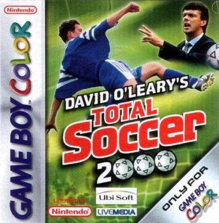 Total Soccer 2000 Cover