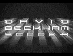 WM Special 2018 - David Beckham Soccer (1)
