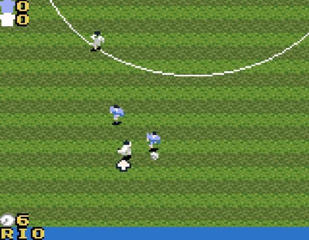 WM Special 2018 - David Beckham Soccer (3)