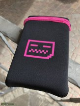 Deadpan Robot - Original Game Boy Carry Case Pink (1)