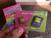 GB Pins We are extinct