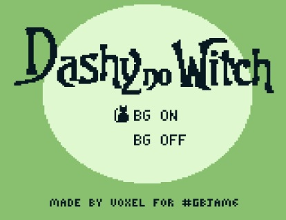 Angespielt Dashy no Witch (1)
