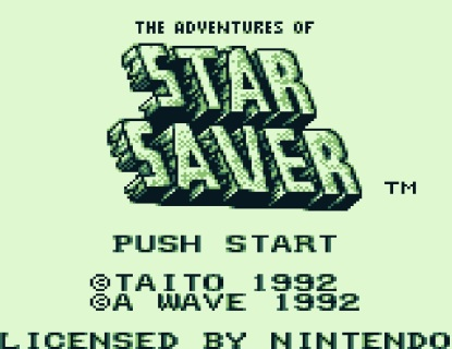 Angespielt The Adventures of Star Saver (1)