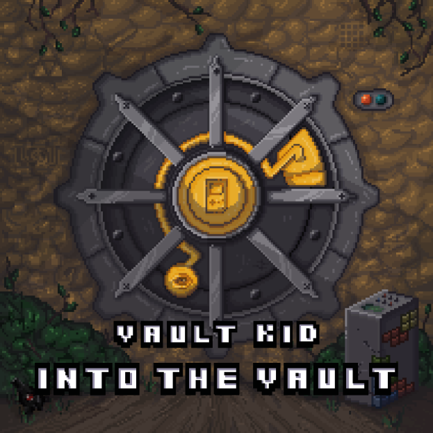 Vault Kid - Into the Vault Cover