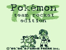 Pokemon Team Rocket Edition (1)