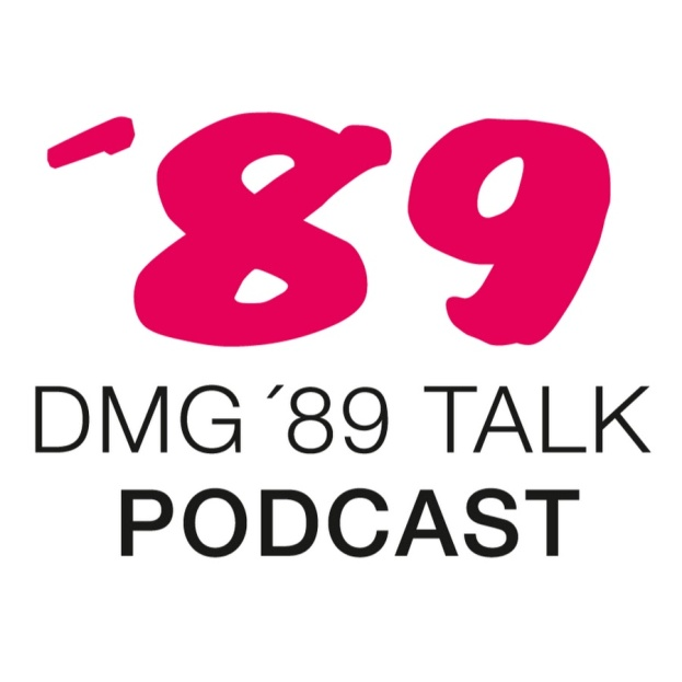 DMG89 Talk Podcast Logo Neu 2018