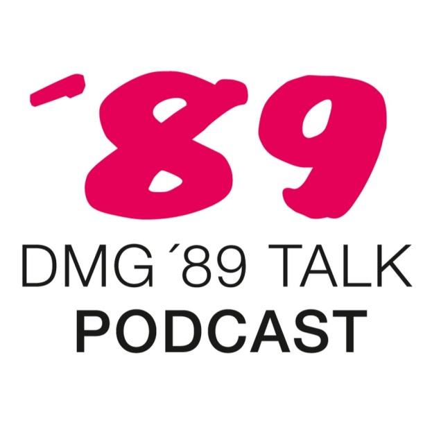DMG89 Talk Podcast Logo Neu 2018