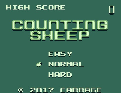 Angespielt Counting Sheep (1)