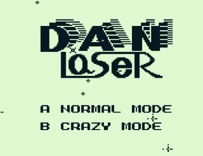 Angespielt Dan Laser (1)