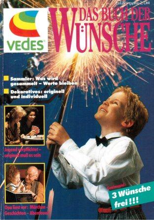 Buch der Wünsche 1990 Vorderseite