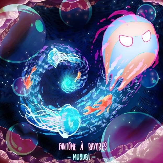 Fantôme à Rayures - Musubi Cover
