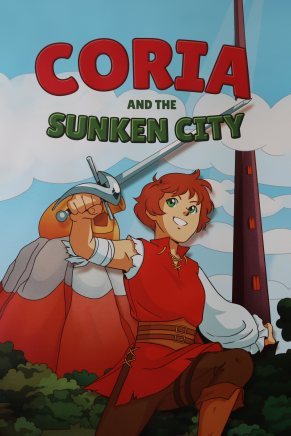 Retro Game Day - Coria and the Sunken City (18)