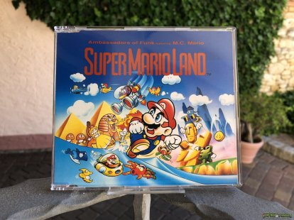 Ambassadors of Funk feat MC Mario - Super Mario Land (1)