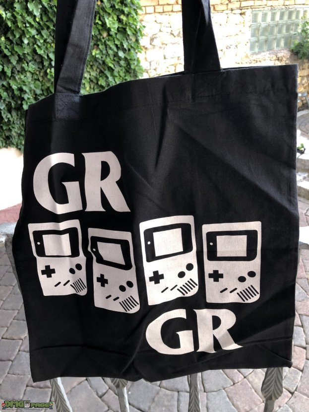 GRGR Game Boy Tragetasche