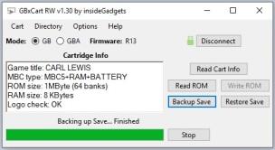 Inside Gadgets GBxCart Mini RW v1.0 (12)