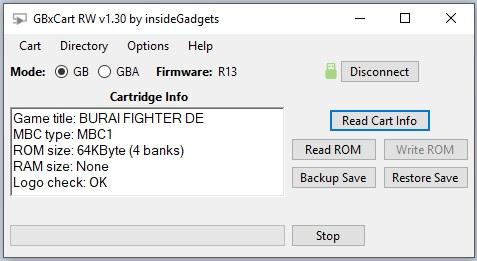 Inside Gadgets GBxCart Mini RW v1.0 (9)