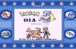 Pokemon Orange 001