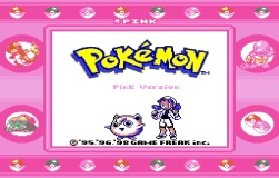 Pokemon Pink 001