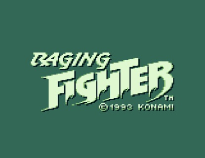 Angespielt Raging Fighter (1)