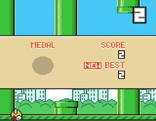 Angespielt ASM Flappy Bird (4)