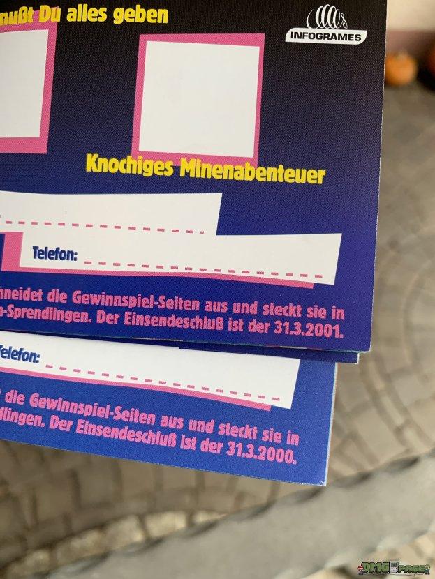 Werbung Gewinn mit Infogrames - Spielekatalog (5)