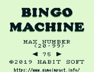 Angespielt Bingo Machine (1)