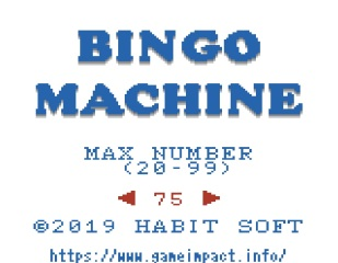 Angespielt Bingo Machine (5)