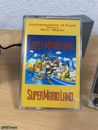 Ambassadors of Funk feat. MC Mario - Super Mario Land (4)