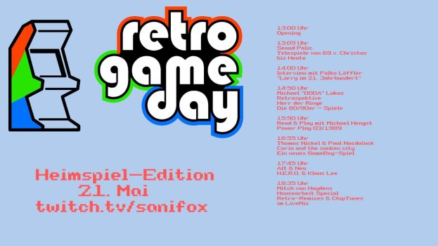 Retro Game Day 2020-01