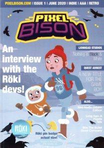 Pixel Bison Ausgabe 1