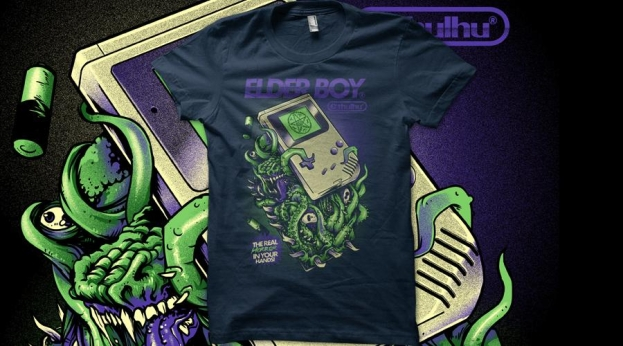 Qwertee Elder Boy
