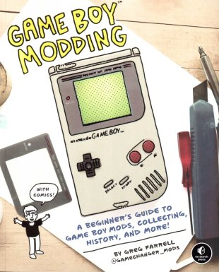 Greg Farrell - Game Boy Modding 01