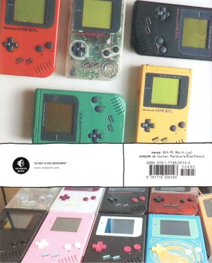 Greg Farrell - Game Boy Modding 02