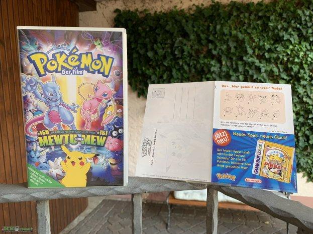 Pokémon – Der Film - Pokémon Pinball Werbung
